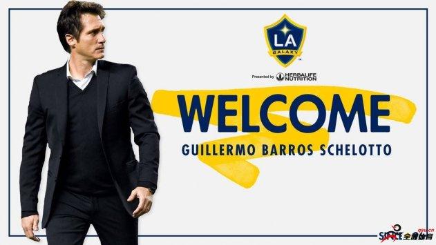 洛杉矶银河官方宣布,阿根廷人谢洛托出任了