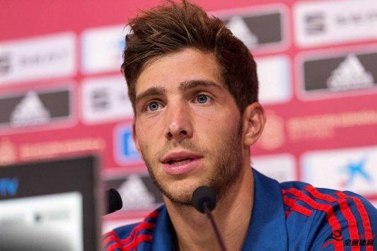 巴塞罗那球员罗贝托:皇马当初想签下我
