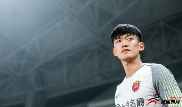 上海上港在亚冠赛的开门红全靠颜骏凌