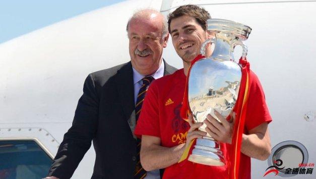 前西班牙主帅博斯克:卡西利亚斯是西班牙足