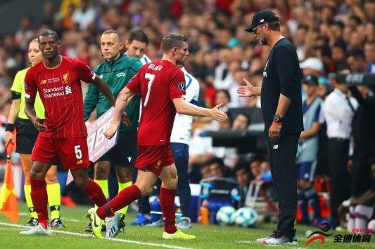 利物浦副队长米尔纳:克洛普很会激励球员