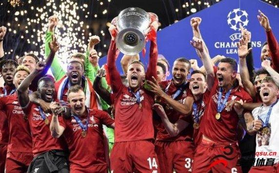 新赛季利物浦可以参加世俱杯