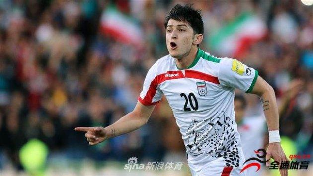 伊朗队公布了亚洲杯的最终23人大名单