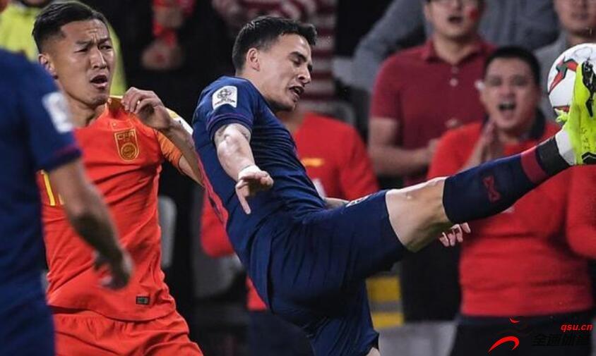 中国男足和泰国男足在1月份的亚洲杯有交手