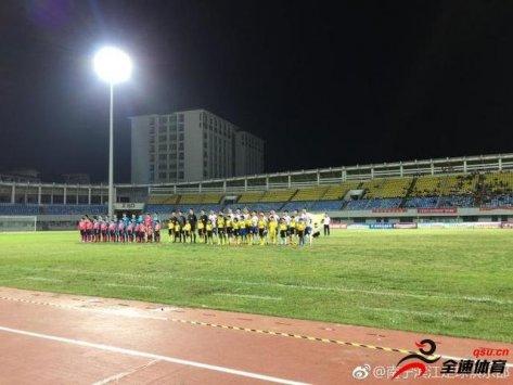 2019年中国足协杯资格赛三亚已经展开角逐