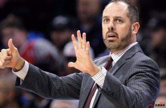 <b>沃格尔与湖人队签下三年合约将担任湖人主教练</b>