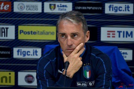 曼奇尼:皮纳蒙蒂是国家队的未来 扎尼奥洛最适合踢边中场