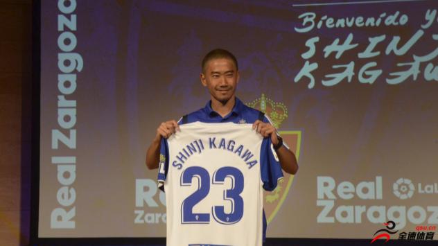 香川真司:我必须得踢出好的表现并且帮助萨拉戈萨升入西甲