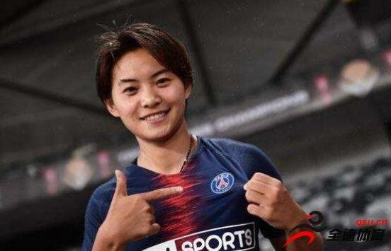 巴黎女足和中国女足球员王霜解约