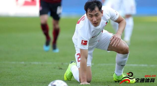 池东沅与美因茨签约3年至2022年