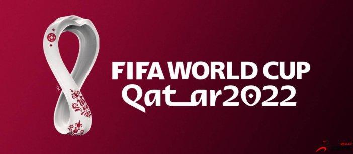 国际足联官方公布了2022年卡塔尔世界杯会徽