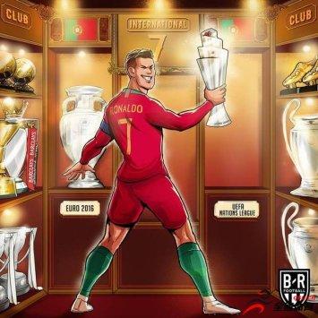 葡萄牙夺冠将获得1050万欧元的奖金