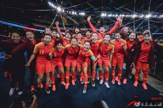 王霜在社交媒体上发文展望明天的比赛