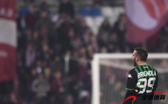 利沃诺租借了萨索洛攻击手布里尼奥拉