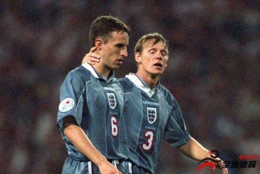 索斯盖特:我们96年欧洲杯出局后,这是最令人心碎的事情