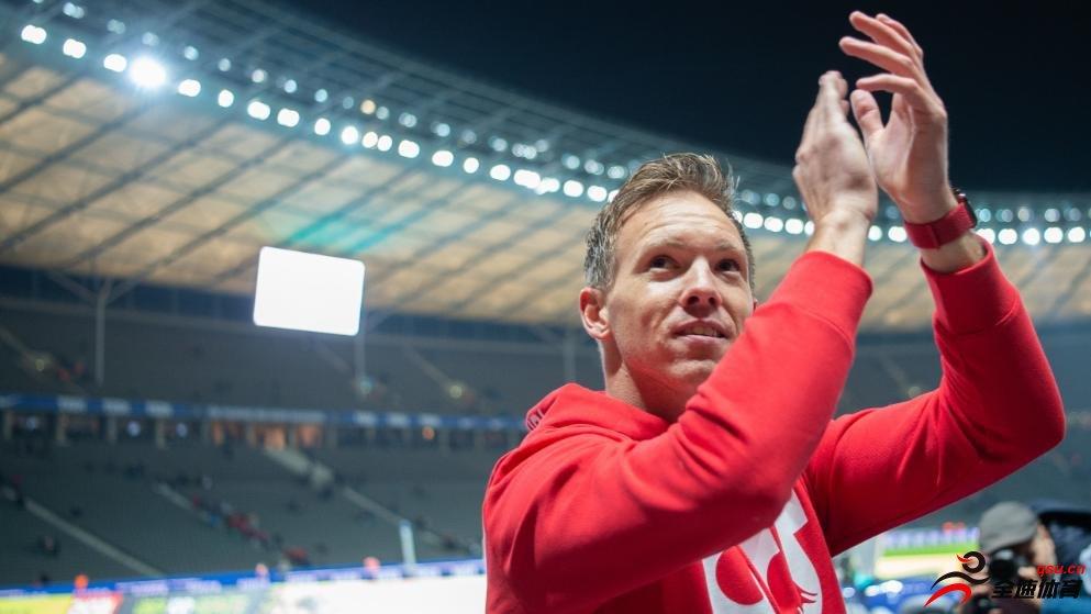 莱比锡主帅纳格尔斯曼透露,他当年建议聚勒从霍芬海姆加盟拜仁