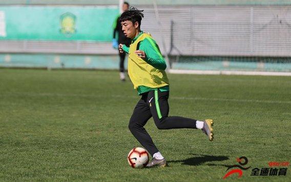 李磊已经跟随国安训练 是否能参与中超比赛还未定
