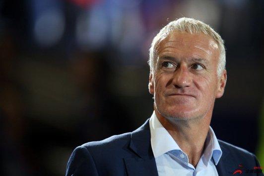 德尚:欧洲杯抽签结果可以接受 我们会面对困难但对