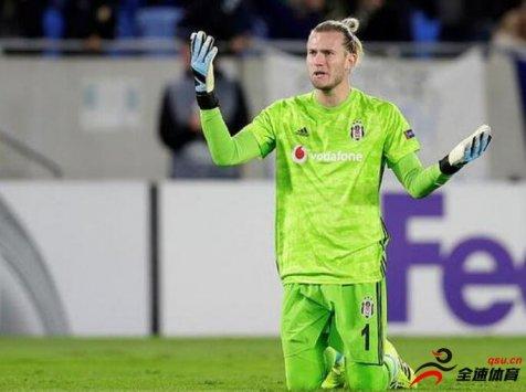 土耳其球队贝西克塔斯已经对卡里乌斯失去了