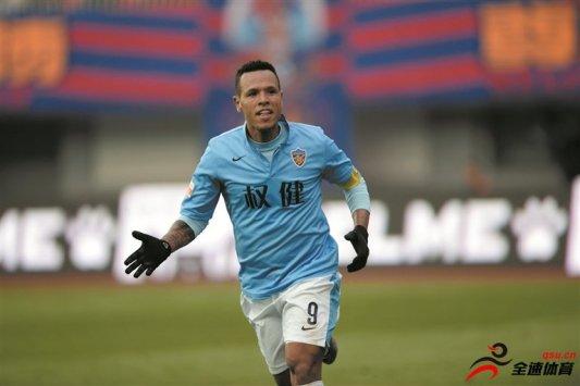 法比亚诺表示中国联赛目前还比不过巴西联赛