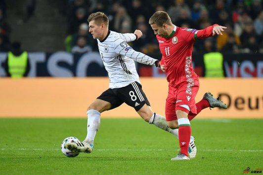 克罗斯:德国并不是欧锦赛夺冠热门球队