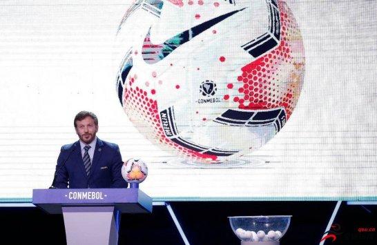 2020年南美解放者杯举行分组抽签