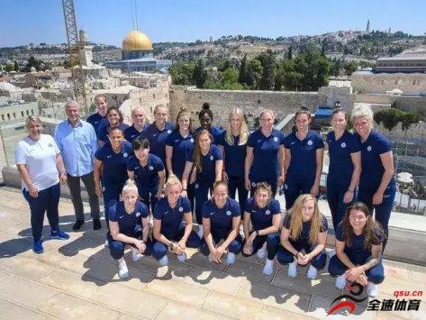 切尔西女队目前正造访以色列参加比赛