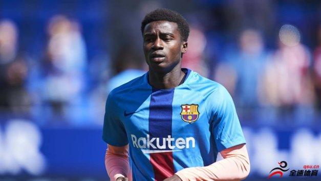 巴萨决定将塞内加尔国脚瓦格从青年队升入一线队