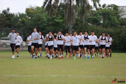 记者:巴西体能教练塞尔吉加盟天海,曾在K联赛任职五年