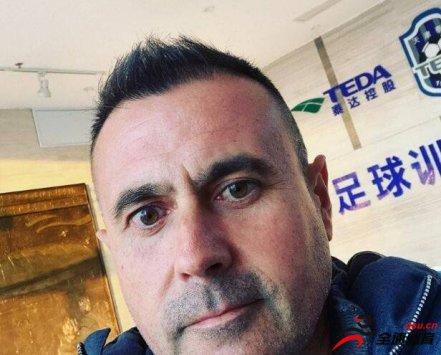 卡洛斯-埃克斯波西托表示,自己将在天津泰