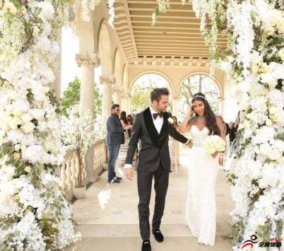 7年姐弟恋终成正果,法布雷加斯和女友完婚