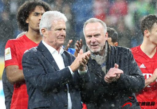 鲁梅尼格:这样的球迷对拜仁来说真的是太丑陋了