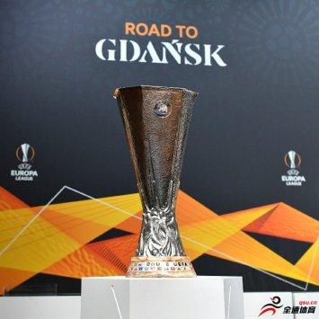 欧联杯1/8决赛的抽签仪式举行