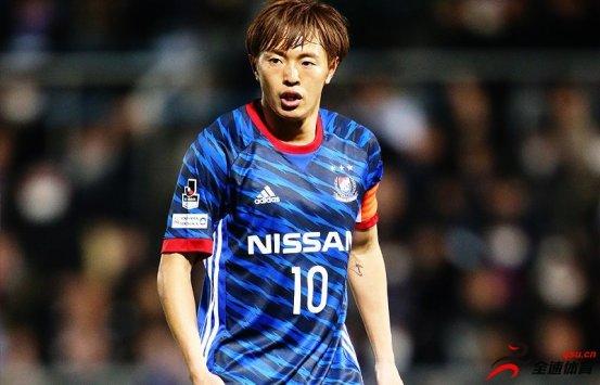 川崎前锋宣布,免费从横滨水手签下日本代表斋藤学