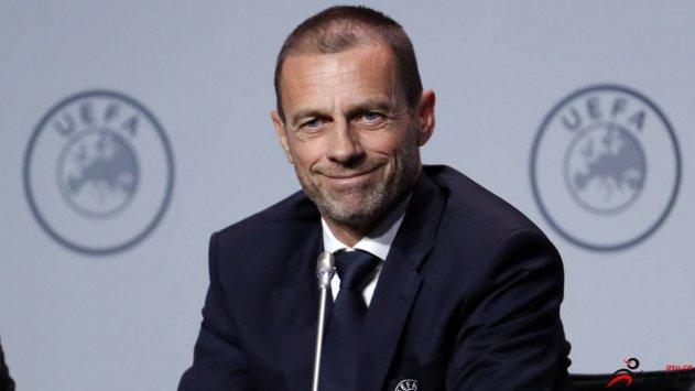 欧足联主席切费林接受关于VAR的采访