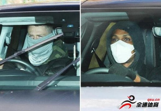 媒体人:曼联前锋伊哈洛佩戴的口罩是由申花配发