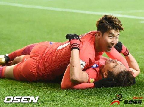 南泰熙助韩国扳平比分