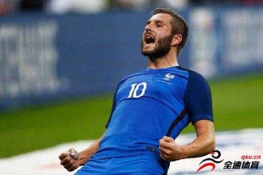 吉尼亚克:我已经33岁了,法国队人才辈出