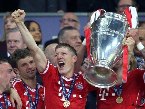 大数据预测欧冠归属:拜仁夺冠几率最大,曼城居次席