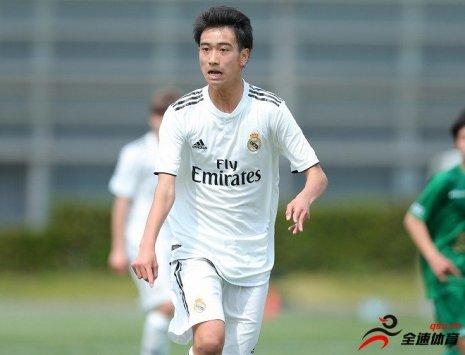 中井卓大也即将成为职业球员