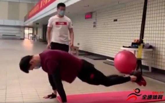 孙杨训练备战奥运坦言大强度的训练是很痛苦的