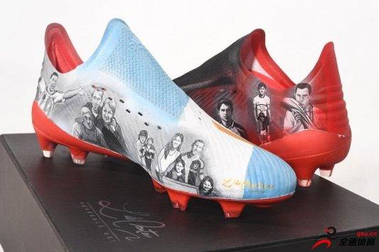 马克西·罗德里格斯的超限量专属定制球鞋