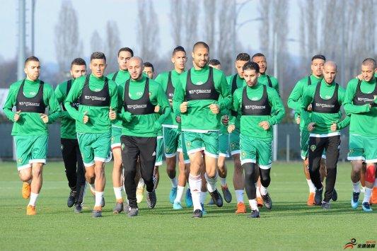 摩洛哥足协公布了国家队新一期25人集训名单
