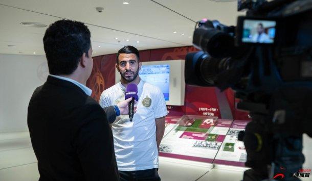 马赫雷斯确认为阿尔及利亚本届杯赛的队长