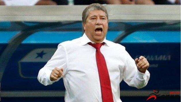 巴拿马国家队主帅戈麦斯在世界杯结束后宣布