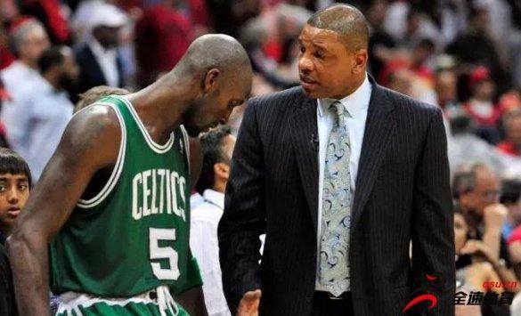 里弗斯:和KG之间的争辩都是在于他不出手投篮
