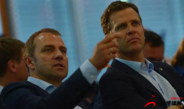 比埃尔霍夫:在德国队的时候就很看好弗里克的能力