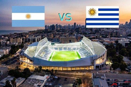 阿根廷vs乌拉圭首发:安德拉达先发