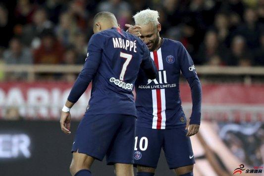 埃雷拉:当前姆巴佩和内马尔不会离开球队