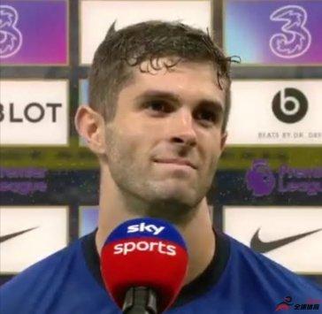 普利西奇:下一轮我将要去取得胜利,拿到欧冠联赛资格